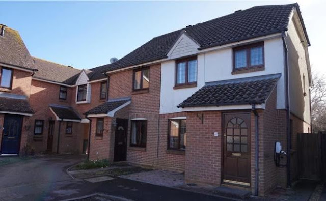 3 bed house, Mosse Gardens, Chichester