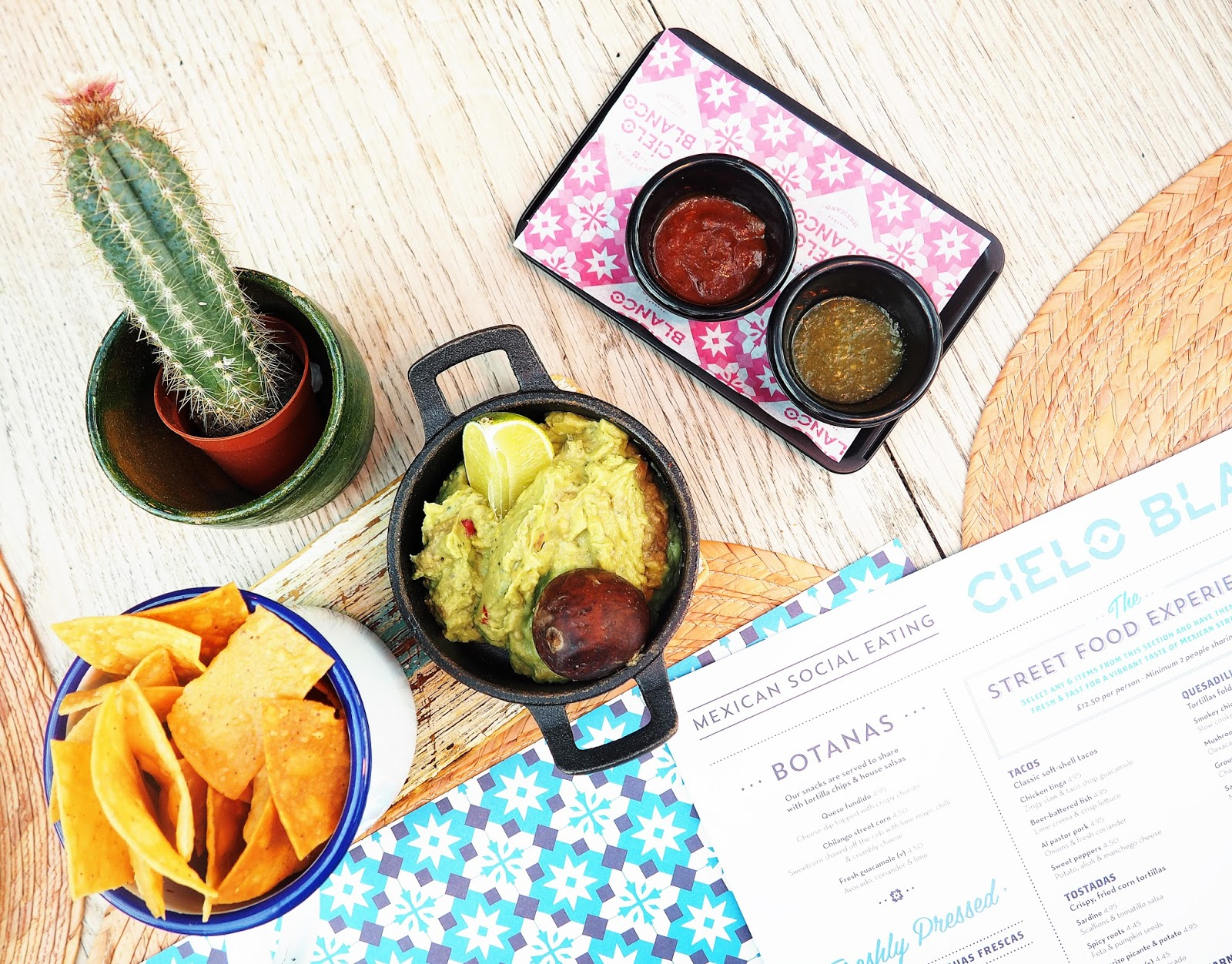 Cielo Blanco Leeds Mexican Social Eating