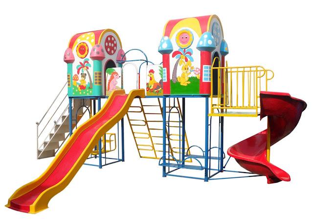 thiết bị khu vui chơi trẻ em