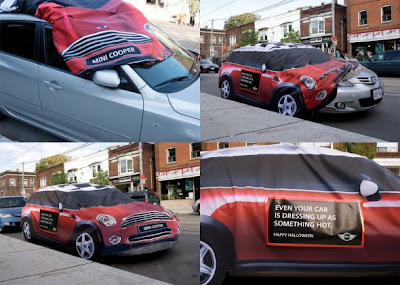 Clever and Creative MINI Cooper Advertisements (20) 3