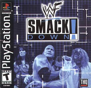 Serba Serbi Main Game SmackDown PS1