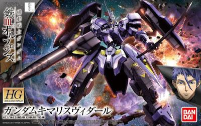 La Bandai ci propone il Gundam Kimaris Vidar
