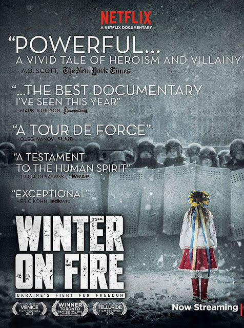 Winter on Fire: Ukraine's Fight for Freedom (2015) ταινιες online seires oipeirates greek subs