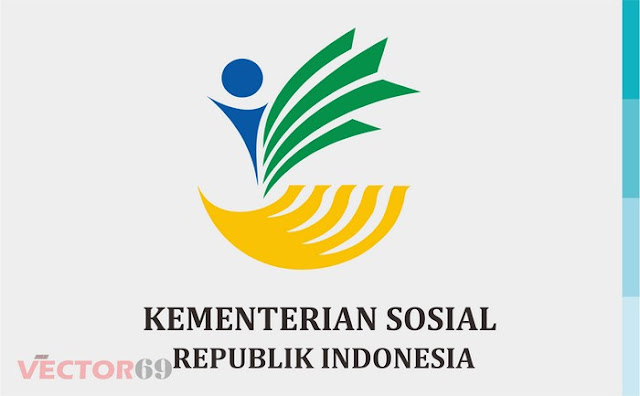 Logo Kementerian Sosial (Kemensos) Indonesia - Download Vector File SVG (Scalable Vector Graphics)