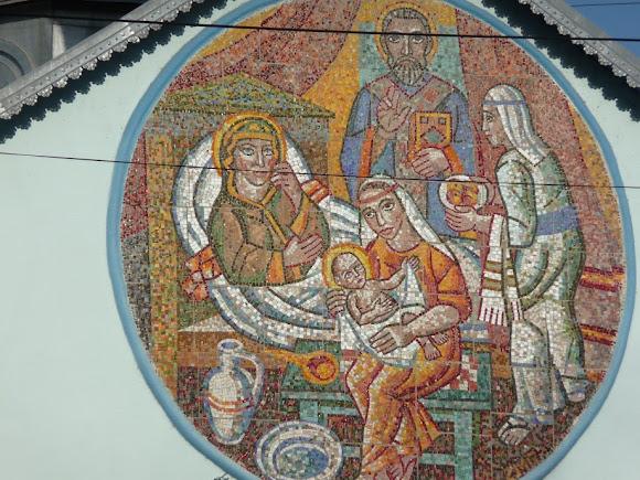 Свалява. Храм Рождества Пресвятой Богородицы. 1822 г. УПЦ МП