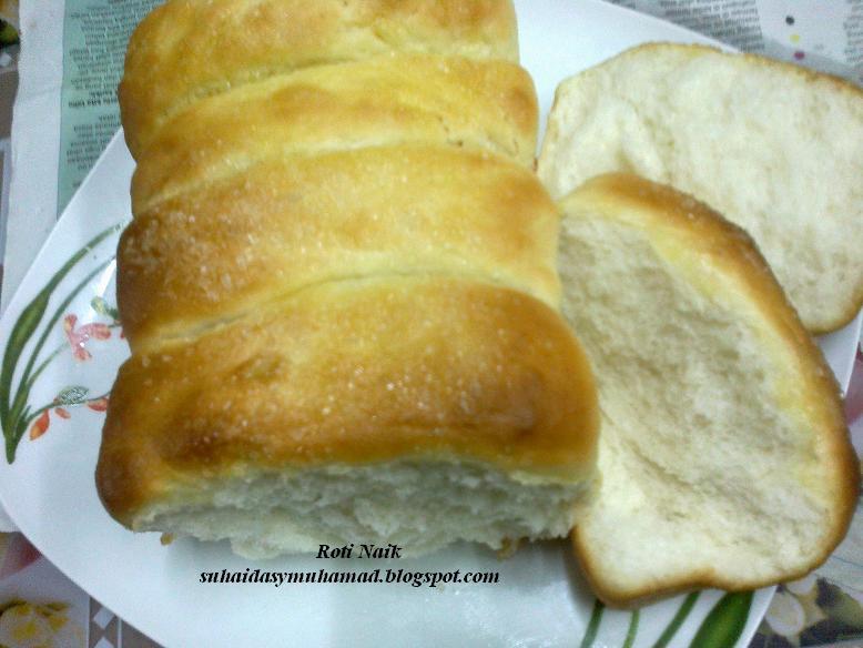 sy  kitchen roti naikresepi ringkasmudah  sedap Resepi Roti Farina Enak dan Mudah