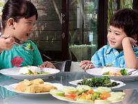 Tata krama anak dalam kehidupan keluarga