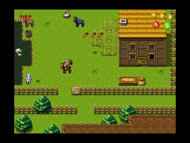 Tutorial Rpg Maker Vx Ace 46 Crear Juego Tipo Zelda Programa