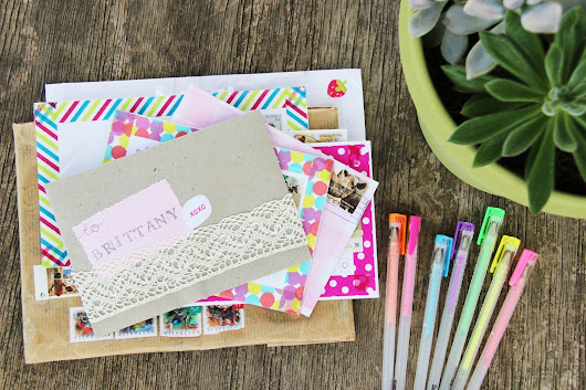 Tips For Sending Lovely Snail Mail
