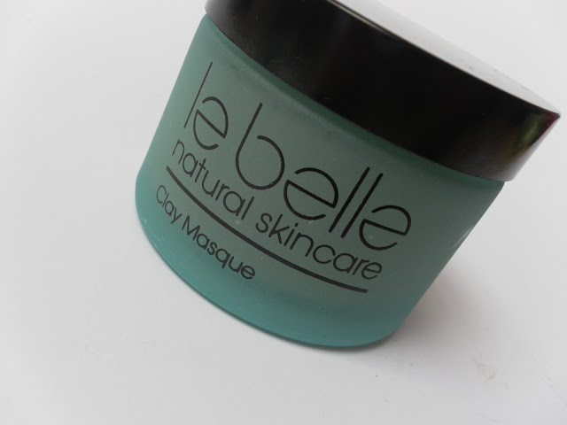 A picture of Le Belle Natural Skincare Clay Masque