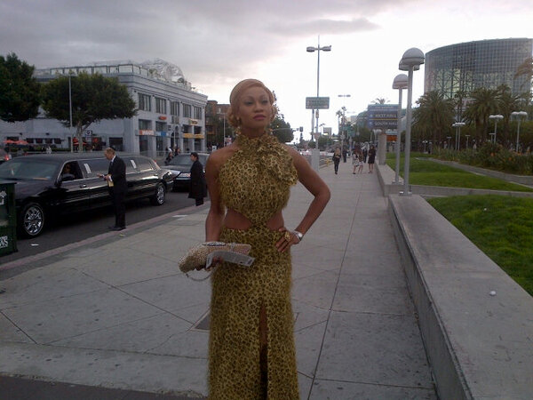 goldie harvey grammy awards