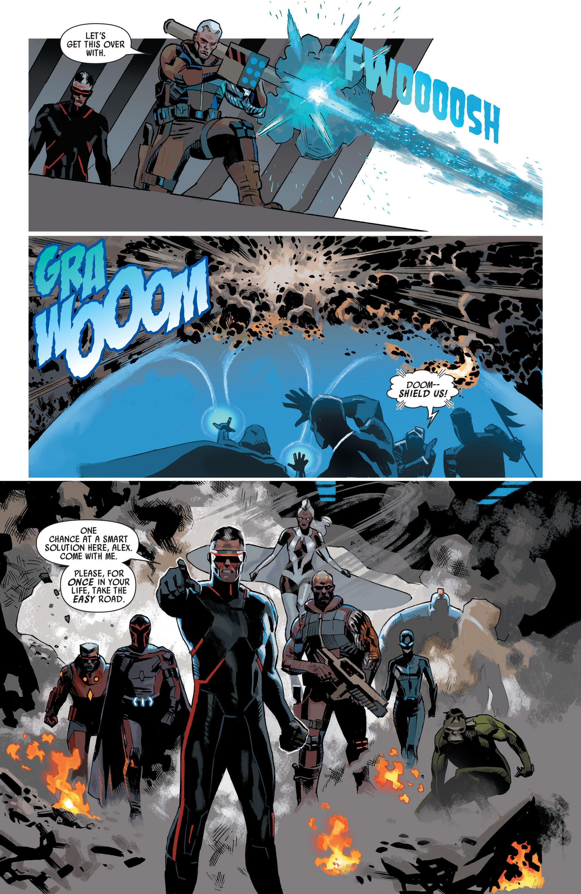 Read online Uncanny Avengers (2012) comic -  Issue #19 - 15