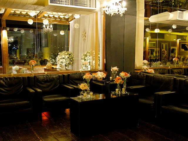 Decoração Lounge da Festa - Mini Wedding / Casamento