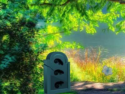 Sunny Fairy Forest Escape - Solucion