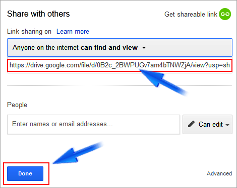 how to upload files on google drive