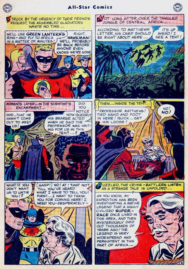 Read online All-Star Comics comic -  Issue #52 - 4