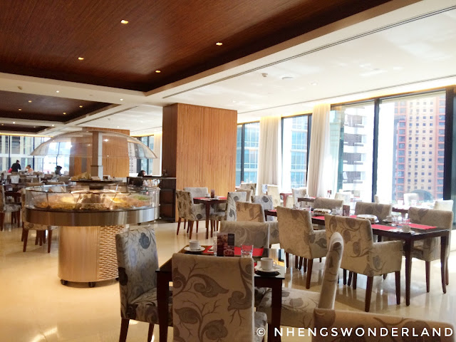 Spice Cafe - City Garden Grand Hotel