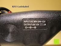 KFZ Ladekabel Info: as - Schwabe Chip-LED-Akku-Strahler 10 W, geeignet für Außenbereich, Gewerbe, blau, 46971