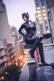 Ron Gejon Photography - Catwoman Cosplay