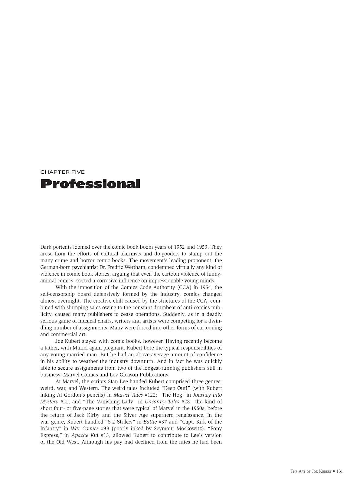 Read online The Art of Joe Kubert comic -  Issue # TPB (Part 2) - 31