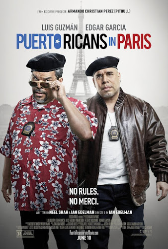 Puerto Ricans In Paris (BRRip 720p Dual Latino / Ingles) (2015)