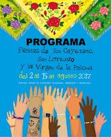Fiestas de San Cayetano, San Lorenzo y La Virgen de la Paloma 2017