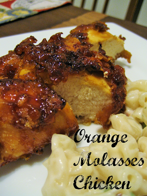 Orange-Molasses-Chicken