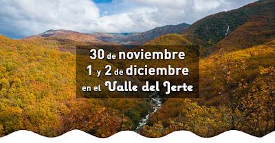Arte, teatro y repostería este fin de semana en el Valle del Jerte