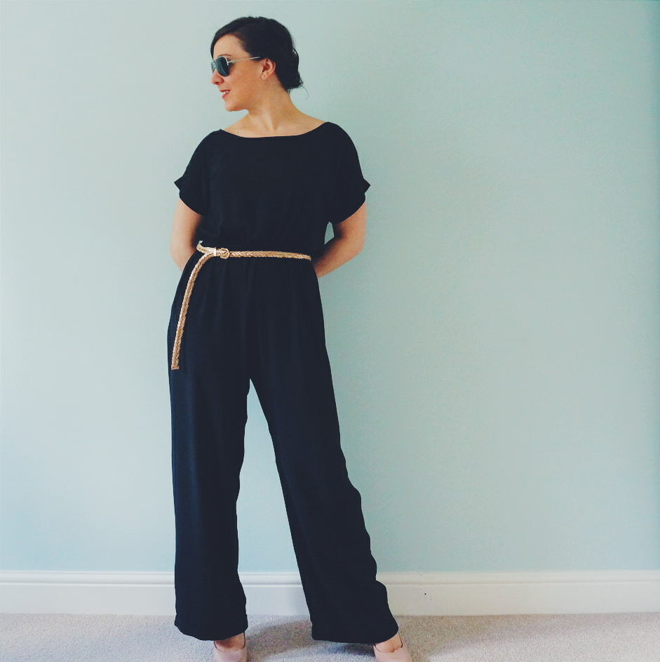 Sew Over It Poppy Playsuit Class Review