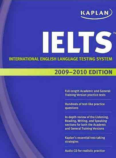 Download Kaplan IELTS With PDF And Audio CD