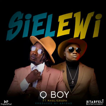Q Boy Msafi Ft Khaligraph Jones - Sielewi