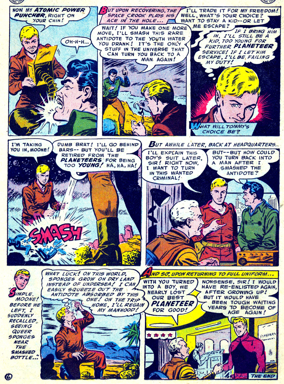 Read online Action Comics (1938) comic -  Issue #204 - 19