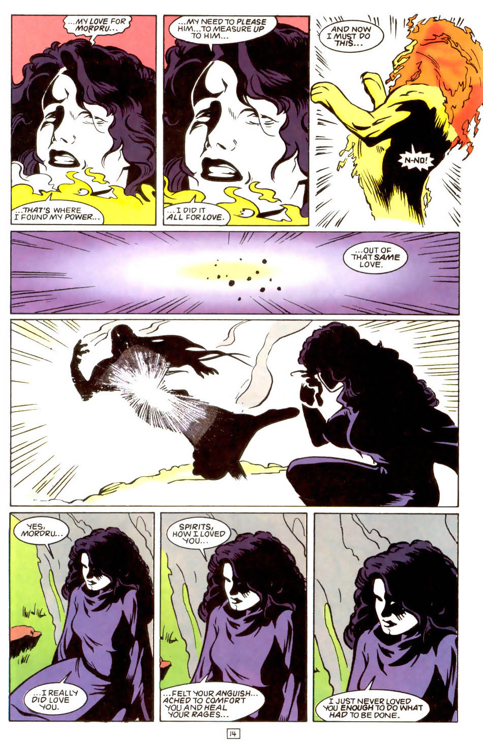 Legion of Super-Heroes (1989) 48 Page 14
