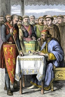 The Magna Carta, Lau v. Nichols & ELLs