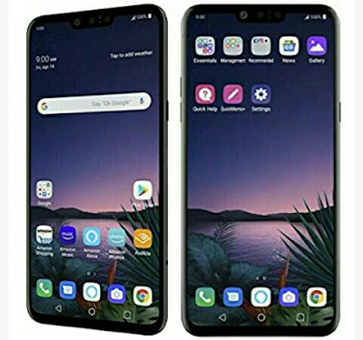 LG G8 ThinQ Smartphone with Touchless Commands