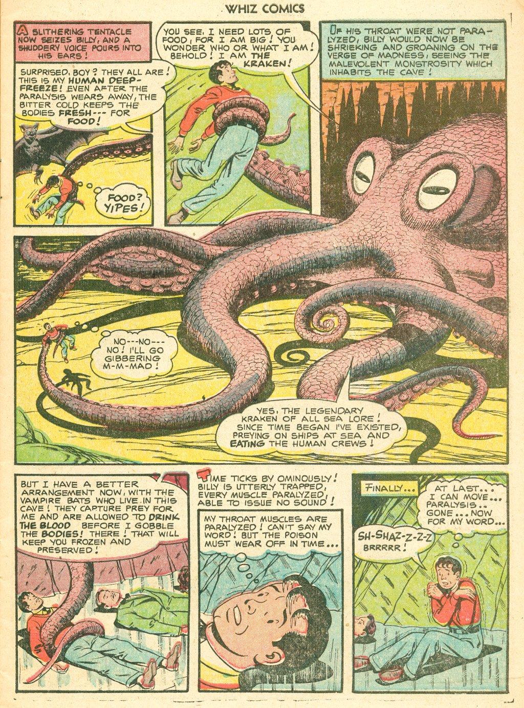 WHIZ Comics #155 #156 - English 7