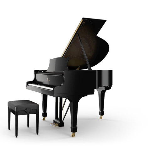 Piano Steinway & Sons S-155
