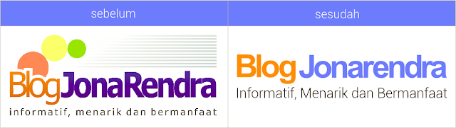 3 Tahun Blog Jonarendra, Desain Baru
