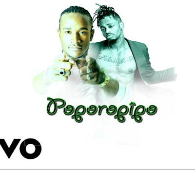 JAH PRAYZAH FT DIAMOND PLATNUMZ - POPOROPIPO