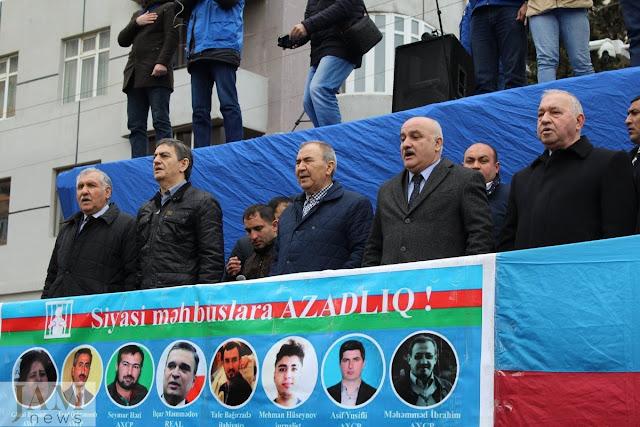 Oposición pide cancelar elecciones en Azerbaiyán