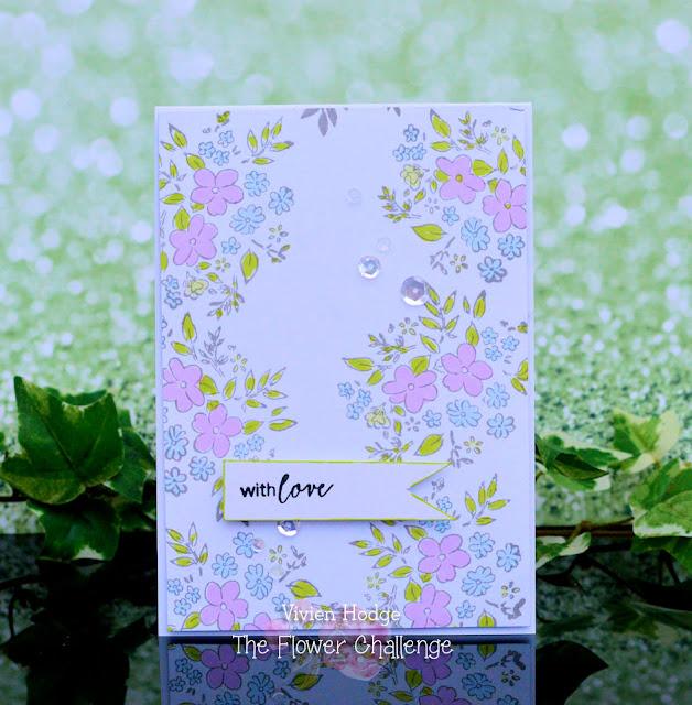 Altenew, Deepti Malik, Flowers