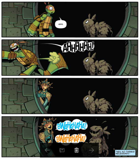 Tmnt Entity Remember That One Time