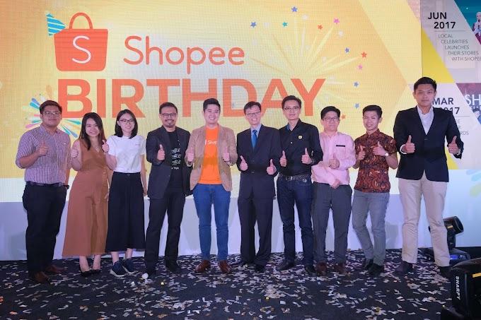Kempen Terhebat Shopee Sempena Sambutan Ulangtahun Kedua