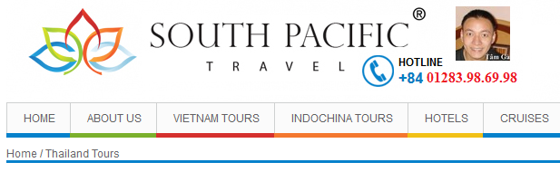South Pacific Travel Thailand Tours Archives - southpacifictravel