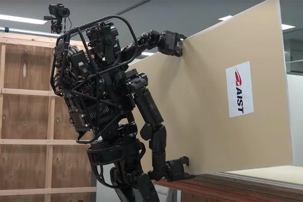 اليابان تكشف عن روبوت جديد بإمكانيات هائلة