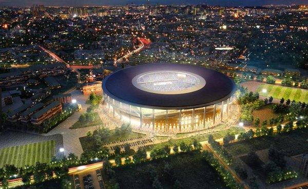 #Ekaterimburgo – Ekaterimburgo Arena - 35.000
