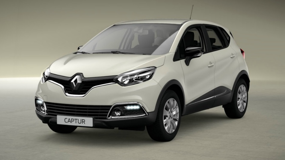 lanzamiento renault captur authentique 0 9 tce autoblog uruguay. Black Bedroom Furniture Sets. Home Design Ideas