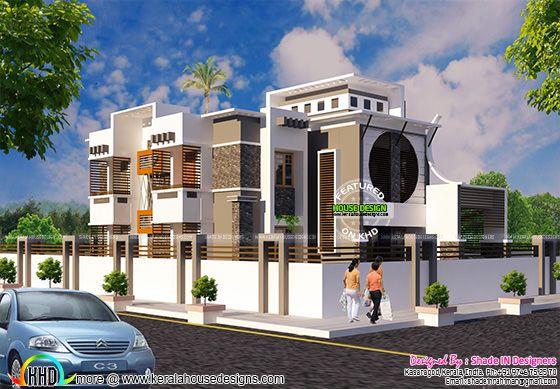 3300 sq-ft modern home
