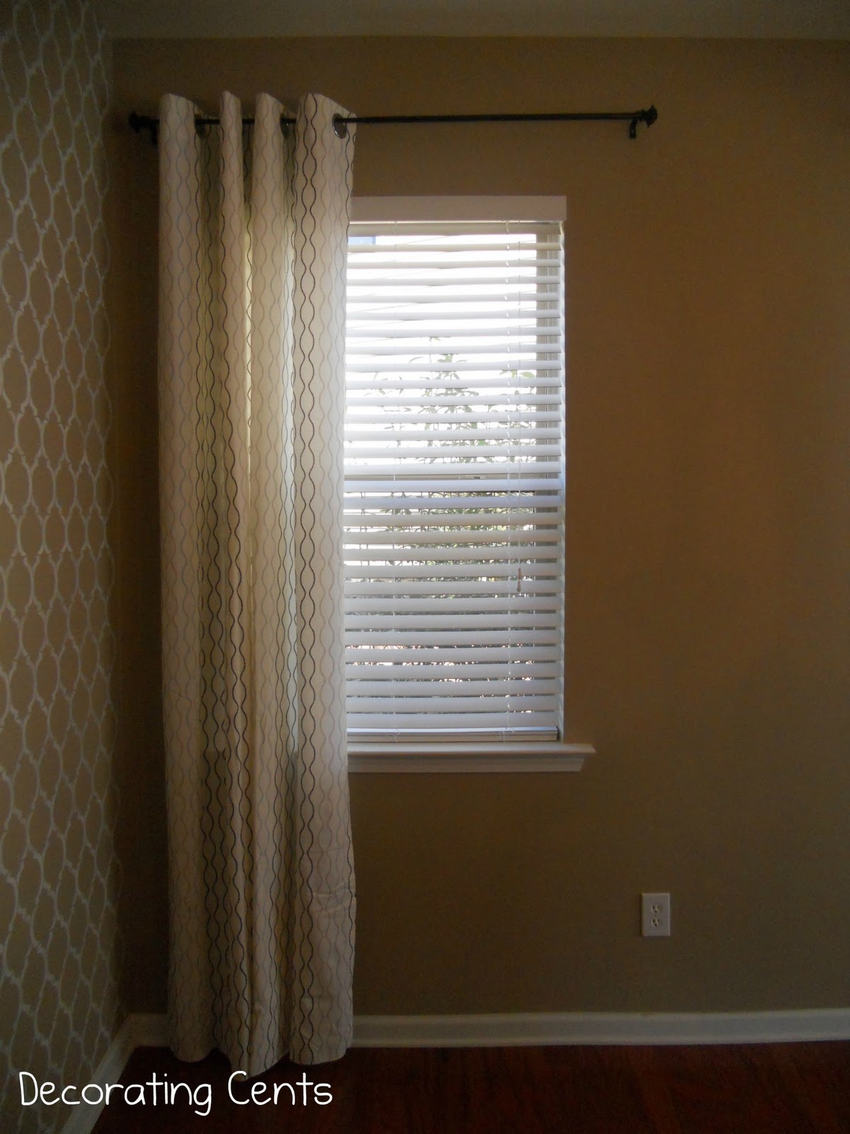 Right Way To Hang Curtains