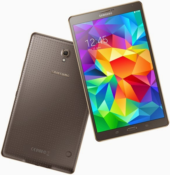 Harga Samsung Galaxy tab S 8.4 SM-T705NT Terbaru